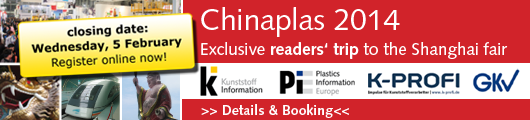Chinaplas Reader's Trip